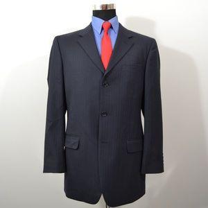 Jones New York 40L Sport Coat Blazer Suit Jacket N